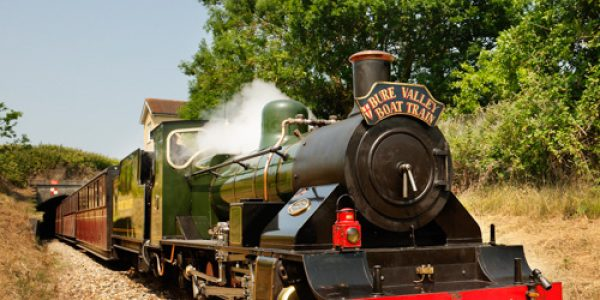 Bure Valley Railway - Wroxham