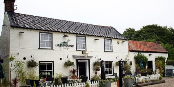 Greyhound Inn - Hickling