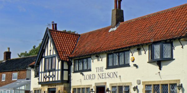 Lord Nelson - Reedham