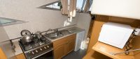 Regal Light Fully Equipped Galley