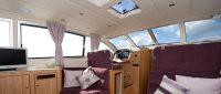 Saloon on Board Sovereign Light