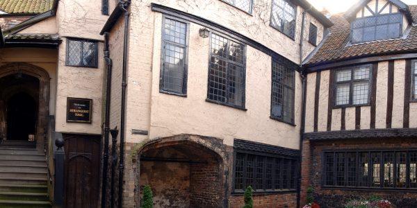 Strangers Hall, Norwich