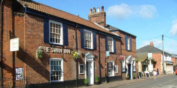 Swan Inn - Stalham
