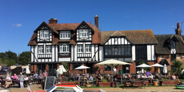 The swan-inn horning