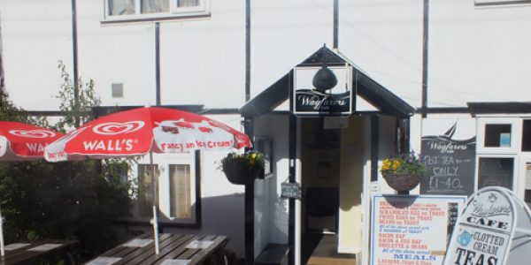 Wayfarers Cafe at Ludham Bridge