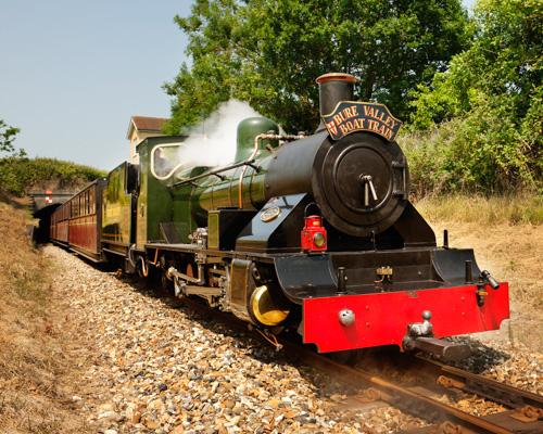 Bure Valley Railway - Wroxham