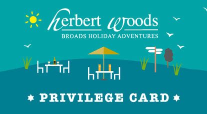 Herbert Woods Privilege card