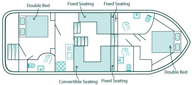 Sovereign Light Floorplan