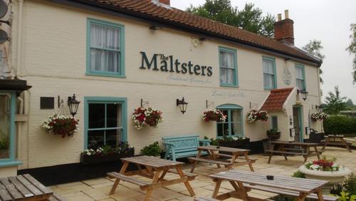 The Maltsters at Ranworth
